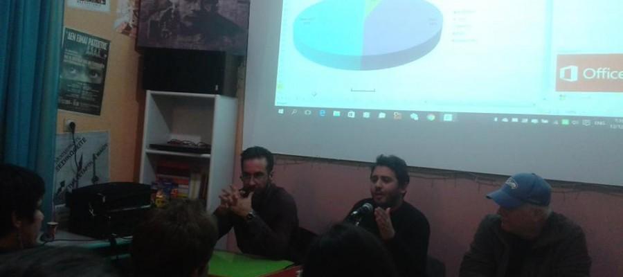3η συνέλευση του Αλληλέγγυου Σχολείου της Μεσοποταμίας για τη χρονιά 2015-16