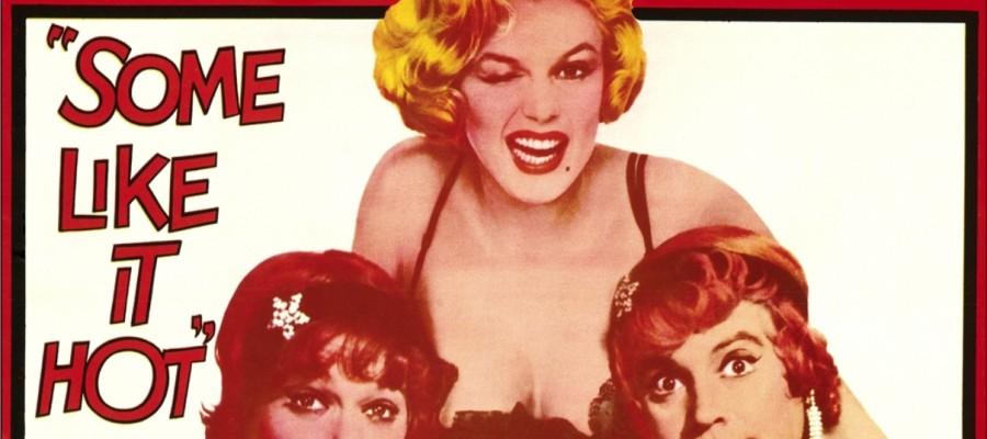 """Κινηματογραφική Λέσχη: """"Μερικοί το προτιμούν καυτό» του Μπίλι Γουάιλντερ"""