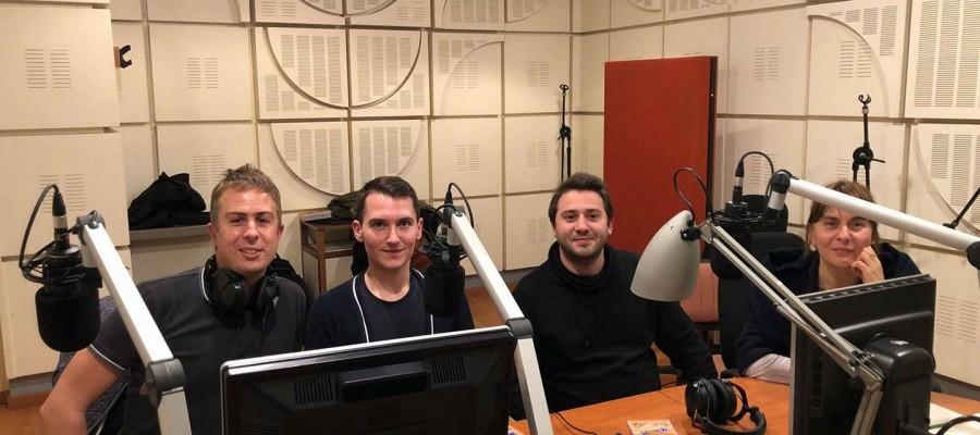 The Solidarity School of Mesopotamia on the public radio broadcaster f Austria