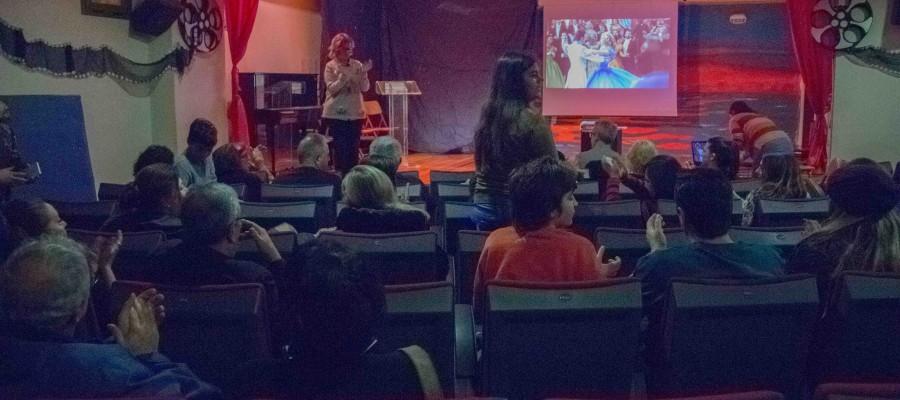 Solidarity School of Mesopotamia at CERB (photos)