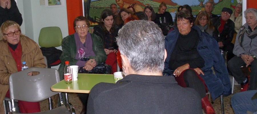 Ο σκηνοθέτης Γιώργος Τσεμπερόπουλος στην Κινηματογραφική Λέσχη Μεσοποταμίας (φωτογραφίες)