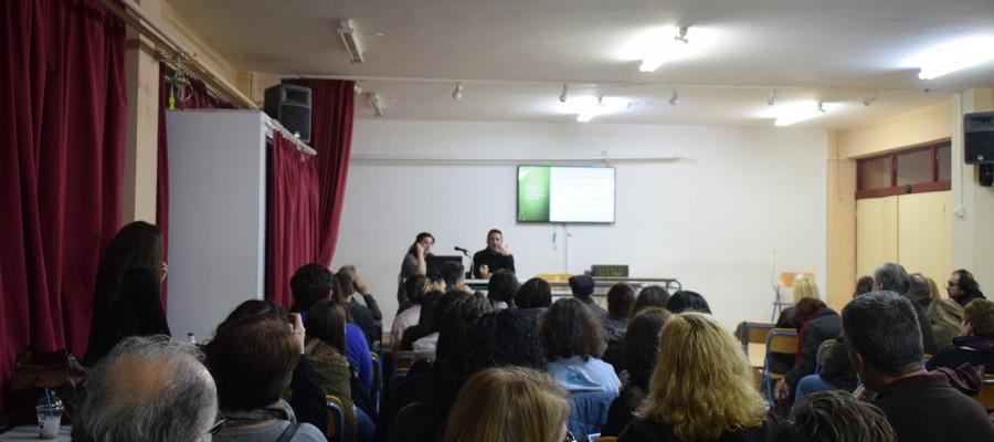 Αλληλέγγυο Σχολείο Μεσοποταμίας: Με μεγάλη και ουσιαστική συμμετοχή αποφασίζουμε και δημιουργούμε (φωτογραφίες)