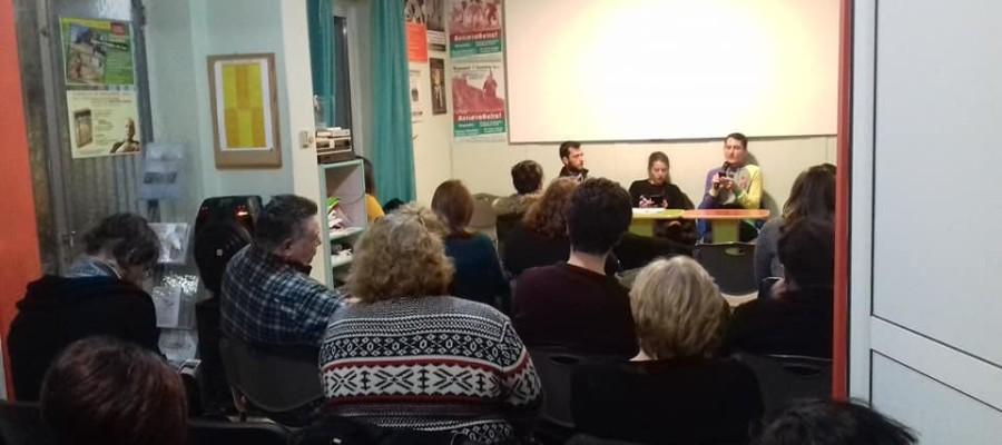 Εκδήλωση: «Η πατριαρχία σκοτώνει: Η δολοφονία του Ζακ/Zackie Oh και τα ΛΟΑΤΚΙ+ δικαιώματα» φωτογραφίες