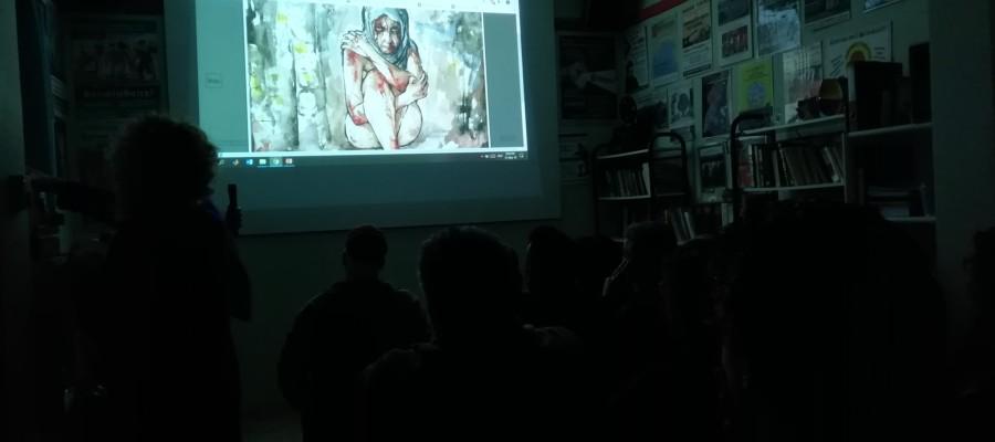 """Αλληλέγγυο Σχολείο: «Βαλ"""" τους Χ» (φωτογραφίες)"""
